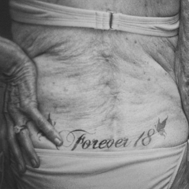 #talking_about_tattoos  Not your average grandpa  savoir ville (2)