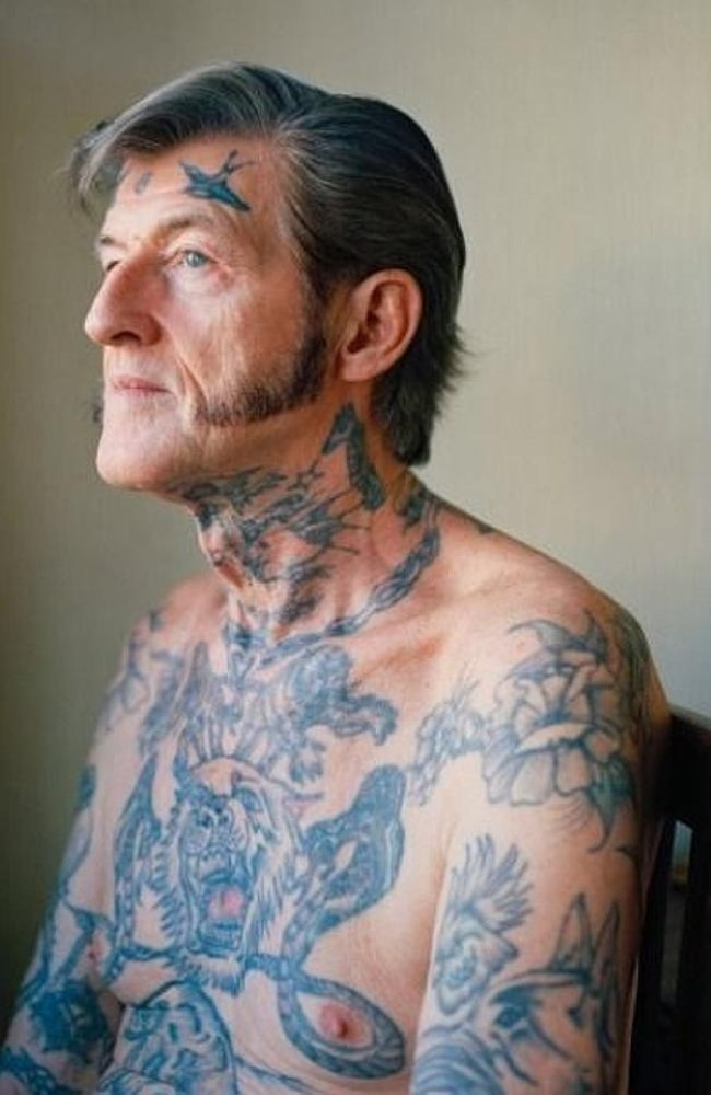 #talking_about_tattoos  Not your average grandpa  savoir ville (3)