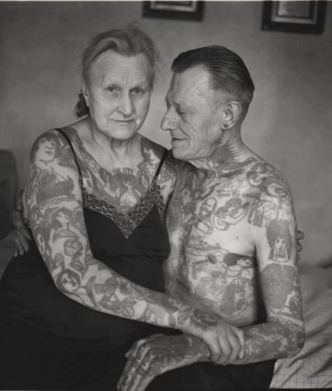 #talking_about_tattoos  Not your average grandpa  savoir ville (4)