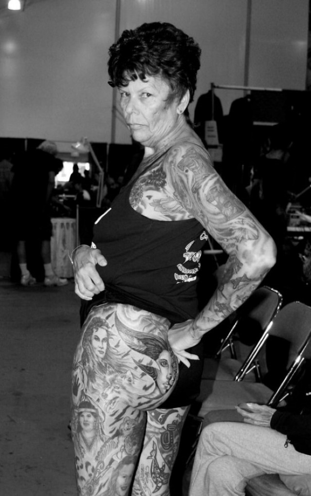 #talking_about_tattoos  Not your average grandpa  savoir ville (5)
