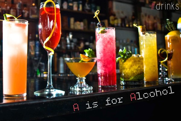 The Alphabet of Drinking (Part 1)