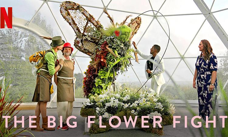 Το Big Flower Fight είναι το νέο must-watch του Netflix