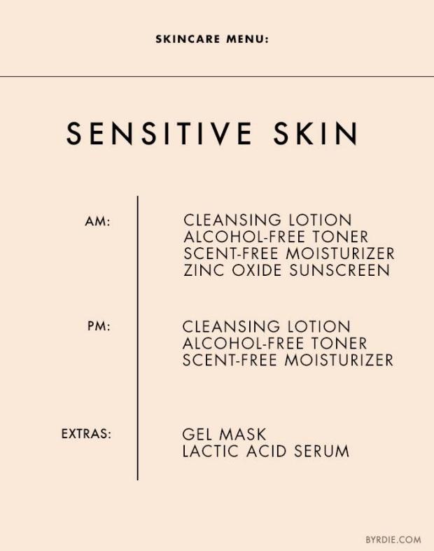 Πώς να δημιουργήσεις την κατάλληλη skincare ρουτίνα περιποίησης ανάλογα με τον τύπο επιδερμίδας σου