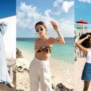 """8 απαντήσεις στην ερώτηση """"τι να φορέσω στην παραλία;"""""""