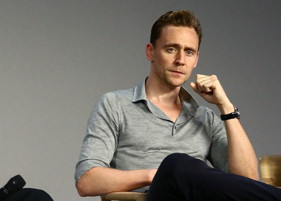 Man Crush Fridays: Tom Hiddleston Savoir Ville