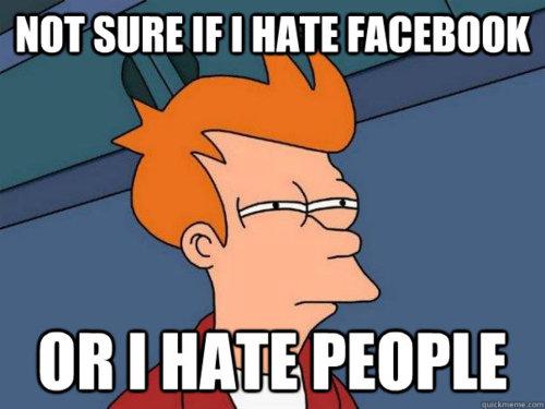 Οι τυποι που συναντας στο Facebook Savoir Ville