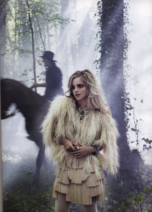 Emma Watson for Vogue