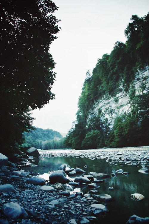 Το ποταμι δεν γυριζει πισω