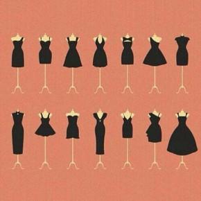 ΟΙ 10 MUST ΤΥΠΟΙ ΤΟΥ LITTLE BLACK DRESS Savoir Ville