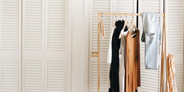 3 τρόποι να ξαναγαπήσεις τη ντουλάπα σου