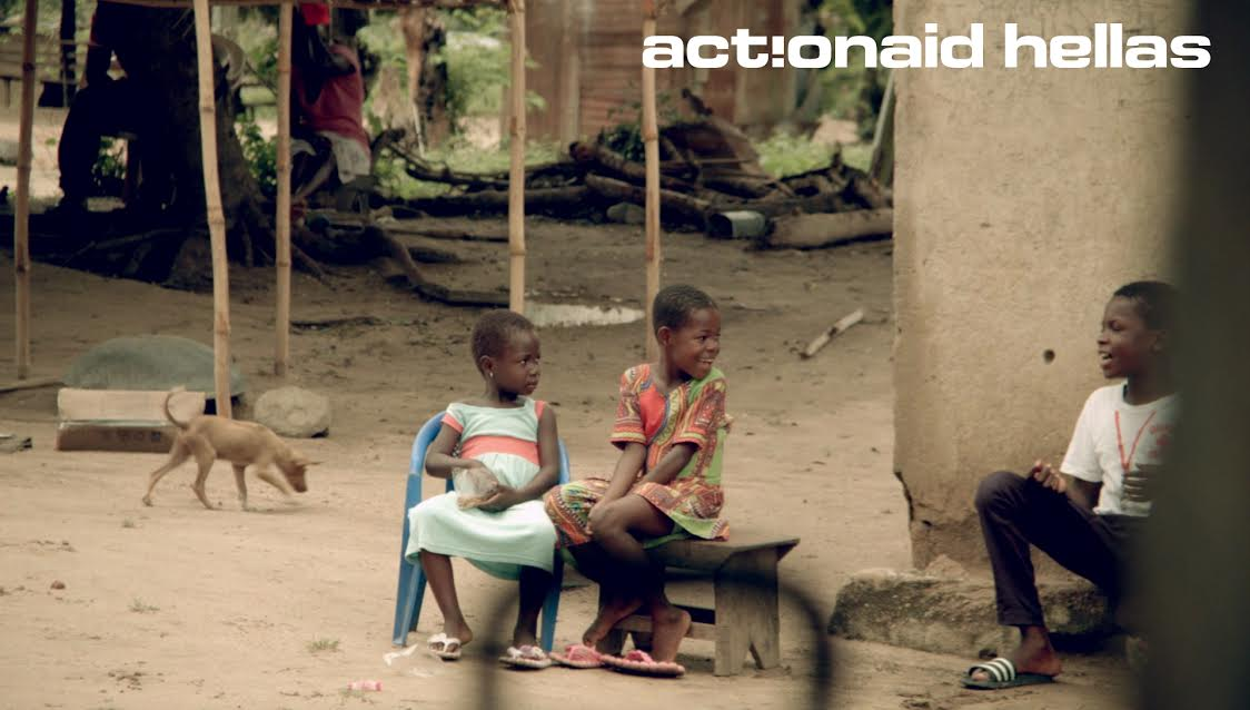Μπορεις να βοηθησεις και εσυ στην νεα καμπανια της Action Aid