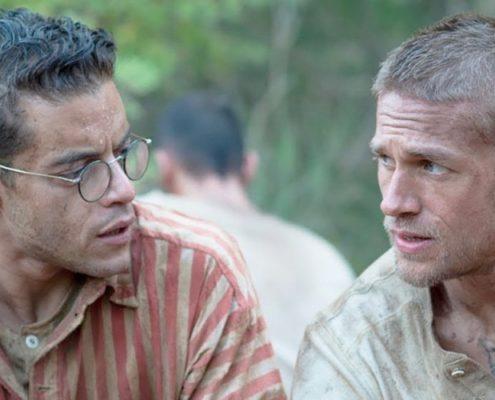 Στο remake της ταινίας Papillon πρωταγωνιστεί ο Charlie Hunnum και ο Rami Malek