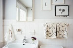 6 ιδεες για να δωσεις στυλ στον καθρεφτη του μπανιου σου