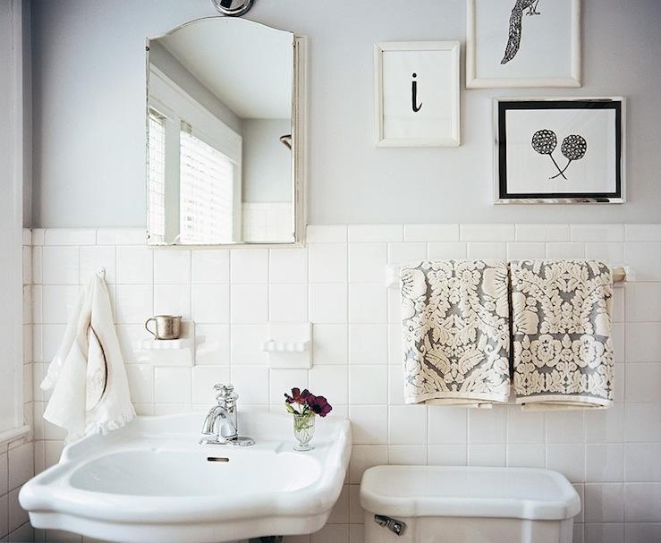 Antique Bathroom Design: 6 ιδεες για να δωσεις στυλ στον καθρεφτη του μπανιου σου