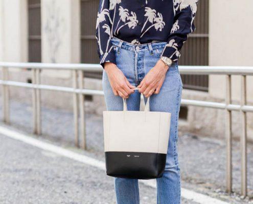 Πώς να δείχνεις stylish στα mom fit jeans σου