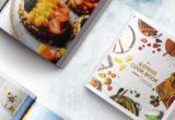 Στο νέο Βιβλίο Συνταγών θα ανακαλύψεις γευστικές προτάσεις από ισπανικό γκασπάτσο, σκανδιναβικές φρυγανιές και νοτιοαφρικάνικα σοκολατάκια