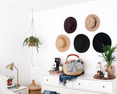 Έξυπνοι τρόποι για να διακοσμήσεις τον τοίχο σου