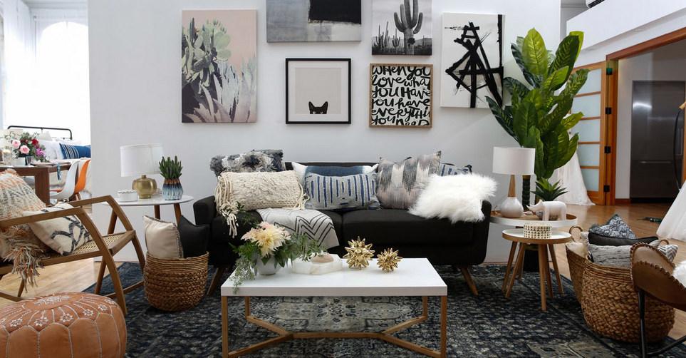 Τρόποι να δώσεις boho αισθητική σε κάθε χώρο του σπιτιού σου