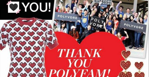 Το Polyvore έκλεισε απότομα εκνευρίζοντας ανεπανόρθωτα τους χρήστες του