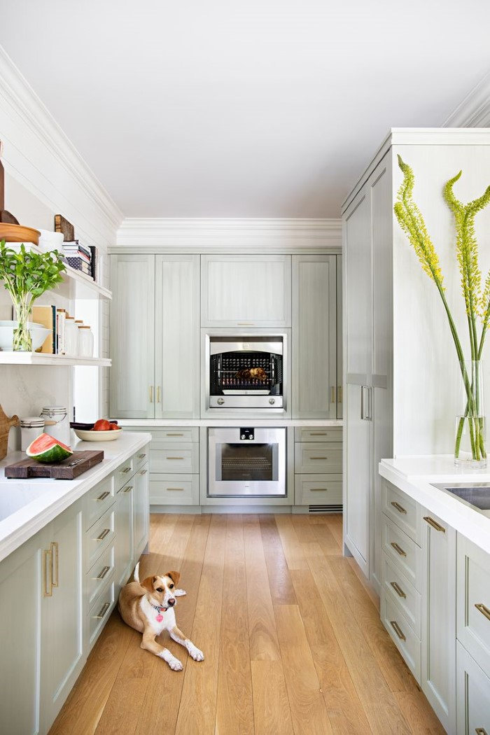 Αυτή η κουζίνα είναι γεμάτη με έξυπνες και λειτουργικές ιδέες