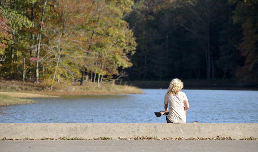 woman-alone