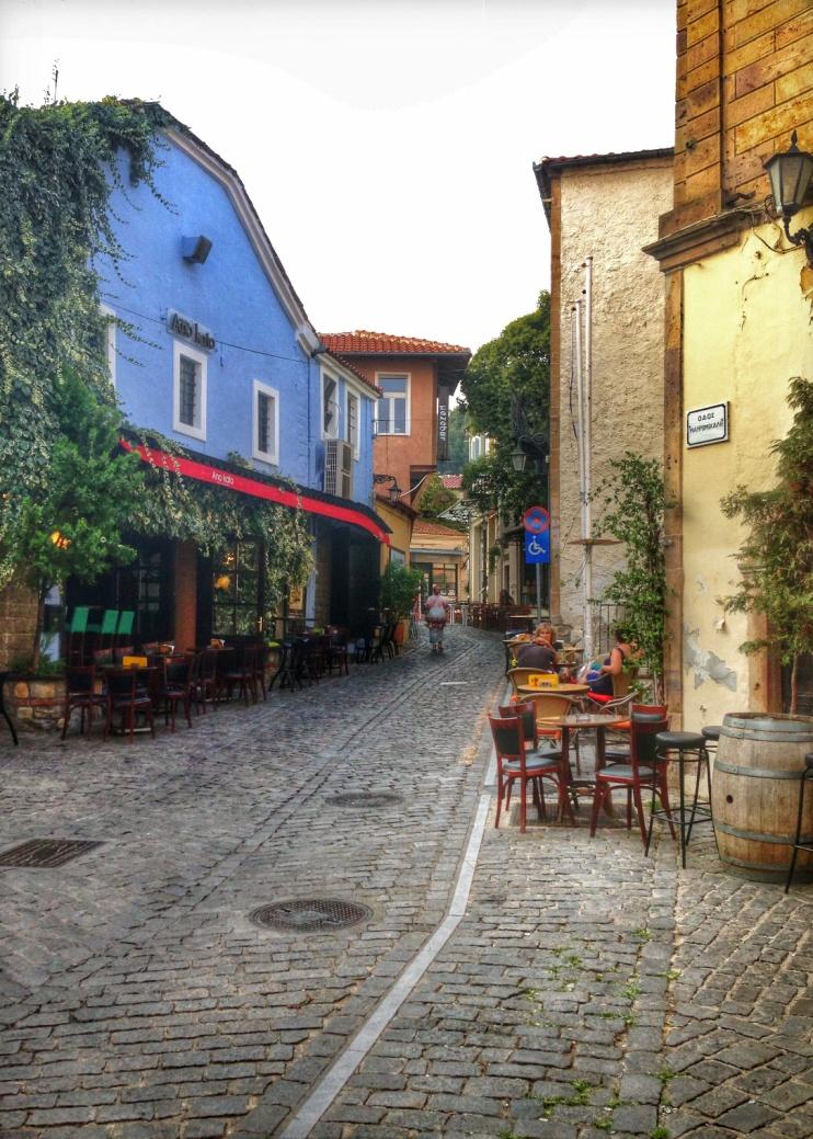 Παλιά Πόλη  Φωτογραφία: Γιώργος Παράσχου
