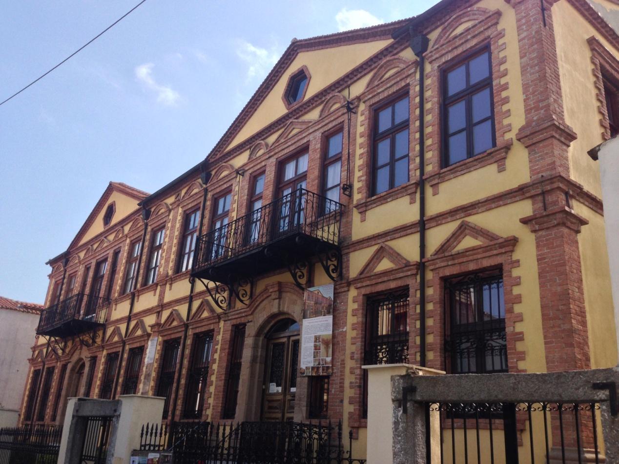 Το Λαογραφικό Μουσείο Ξάνθης, στην καρδιά της Παλιάς Πόλης Φωτογραφία: Γιώργος Παράσχου