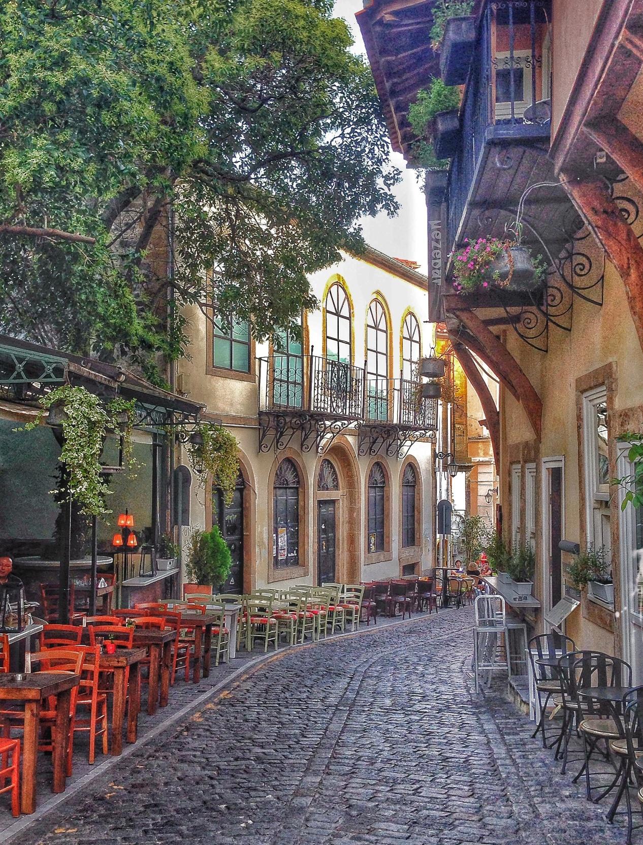 Παλιά Πόλη  Φωτογραφίες: Γιώργος Παράσχου
