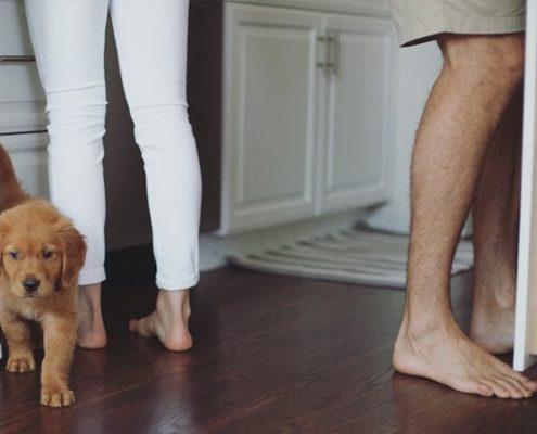 Τι γίνεται όταν δεν φοράς παπούτσια μέσα στο σπίτι;