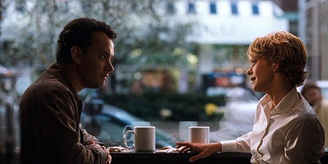Joe & Kathleen, You 've got mail  Joe Fox: Don't cry, Shopgirl. Don't cry. Kathleen Kelly: I wanted it to be you. I wanted it to be you so badly.